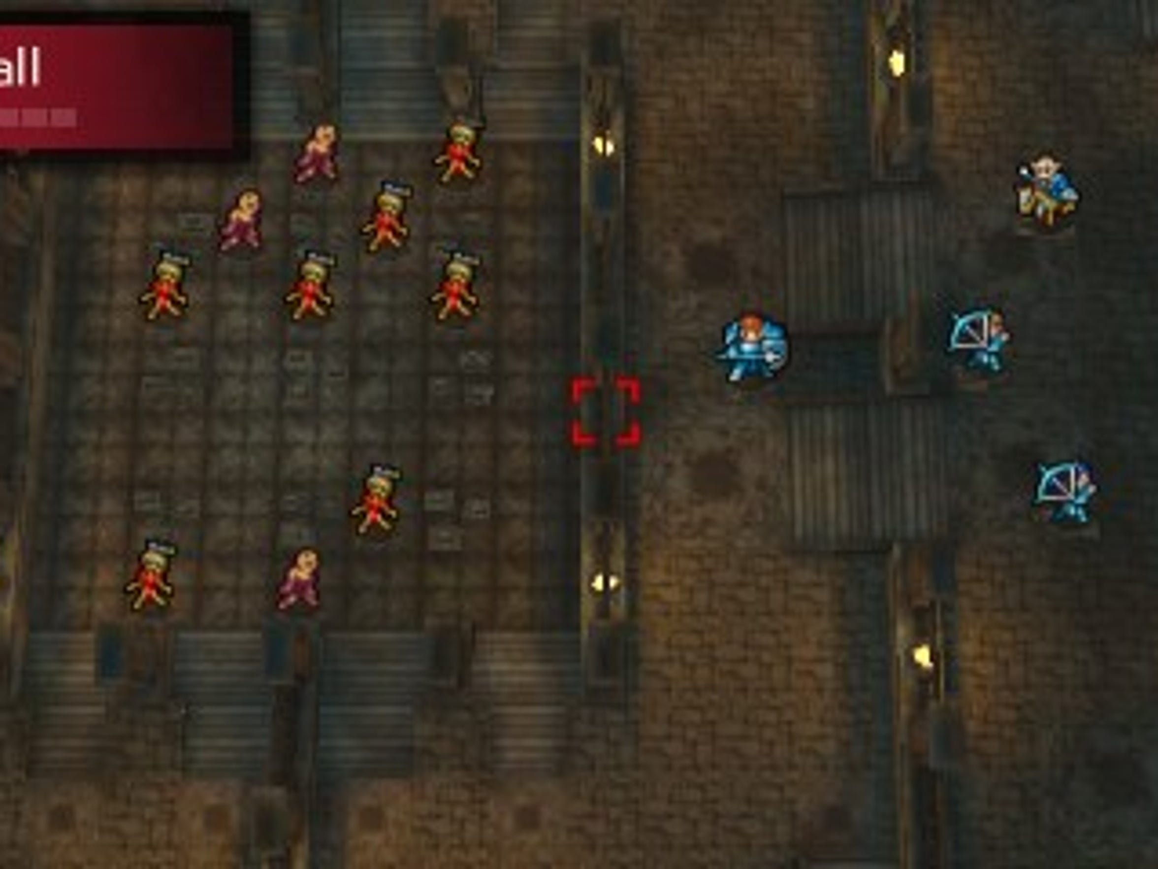 Fire Emblem Echoes: Tales of Valentia is a remake of Fire Emblem Gaiden from 1992 with better graphics, 3D battles and animated cut scenes.