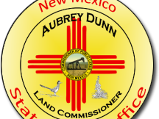 NM Land Office logo