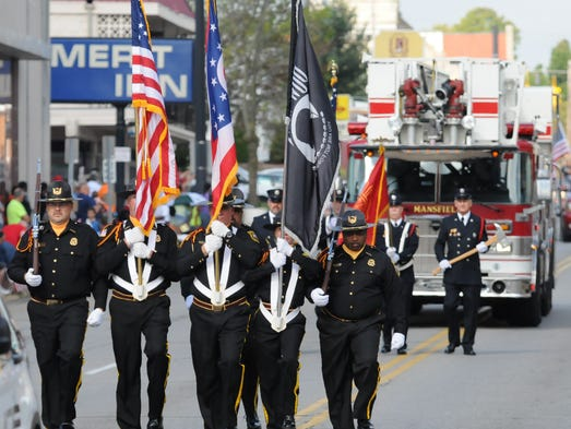 September 1, 2014 2014 Labor Day Parade