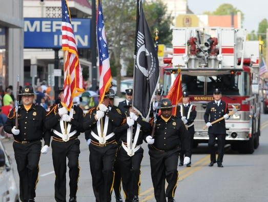 September 1, 2014 2014 Labor Day Parade