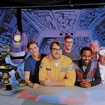 Mystery Science Theater 3000 returns, with Point writer