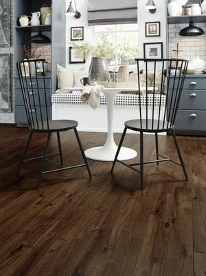 Bengal Bay Coffee hardwood