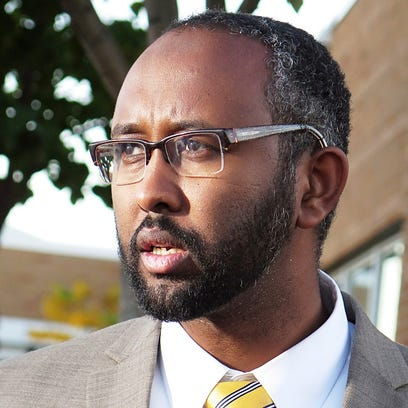 Jaylani Hussein is a St. Cloud State University graduate and executive director of CAIR-MN.