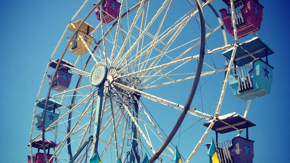The Augusta County Fair hits Augusta Expo this week.