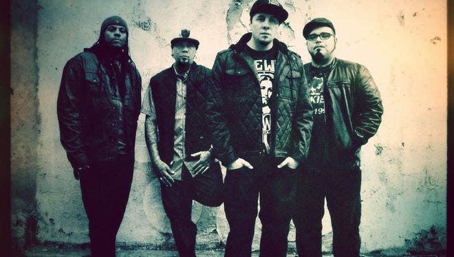 P.O.D.: Set for a big Seaside Heights weekend.