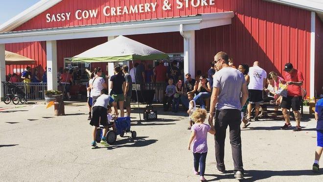 Sassy Cow Creamery – Columbus