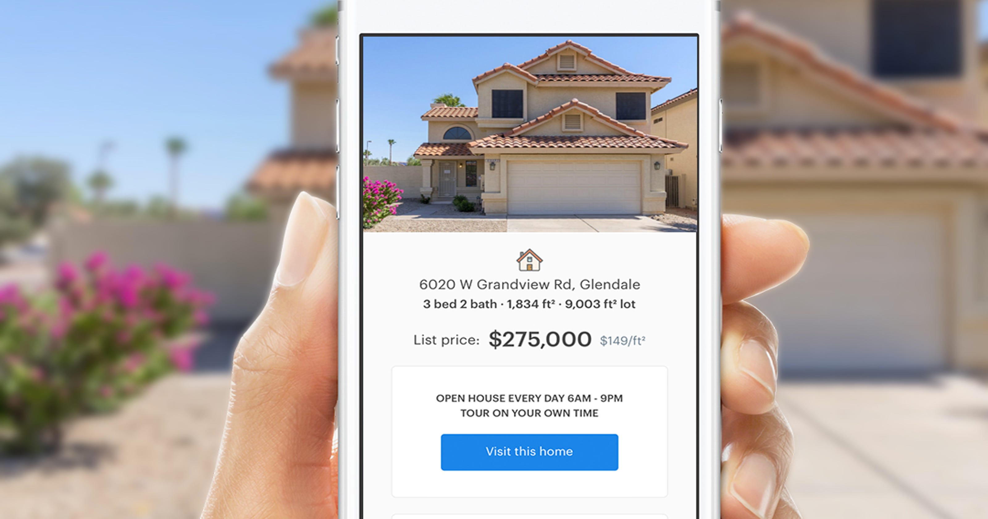 How to sell your metro Phoenix house fast with Opendoor or Offerpad