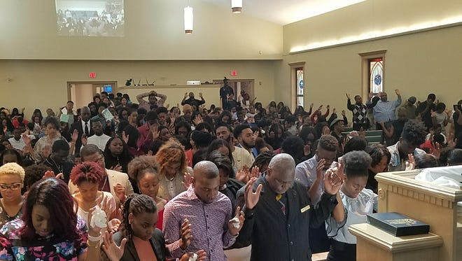 New Mount Zion AME Church will sponsor its third annual Lip Sync Battle at 6 p.m. Saturday, May 18.