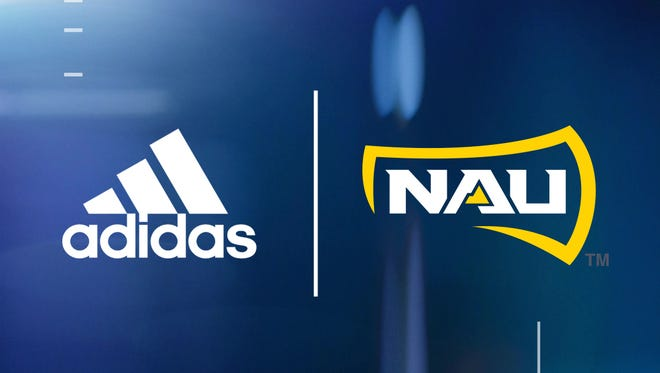Northern Arizona and adidas announced a new multi-year partnership on April 17, 2018.