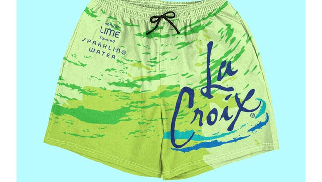 Here's the men's version in Lime
