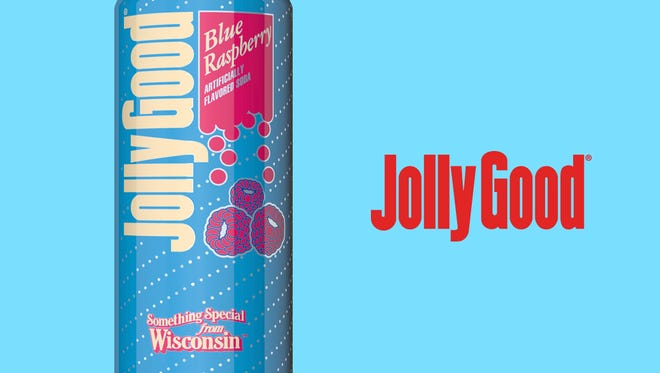 Jolly Good added blue raspberry to their permanent  lineup.