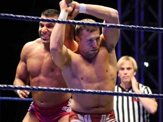 daniel bryan wrestling