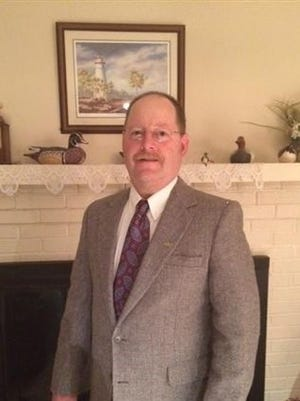 Mayoral candidate Hugh Wheeler