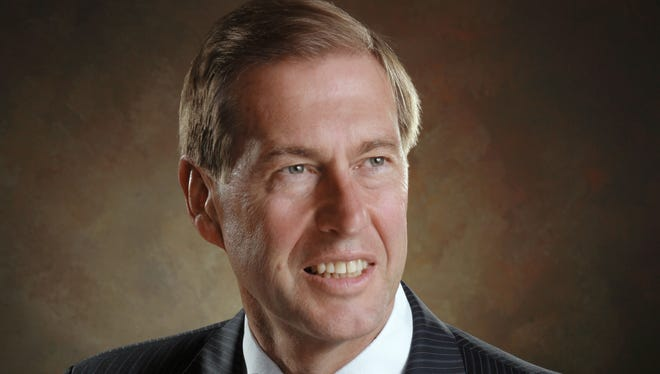 William N. Johnston will retire as Wesley College's president at the end of the 2014-2015 school year.