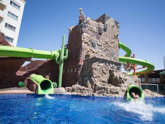 Las Palmas Resort in Puerto Penasco, Mexico features