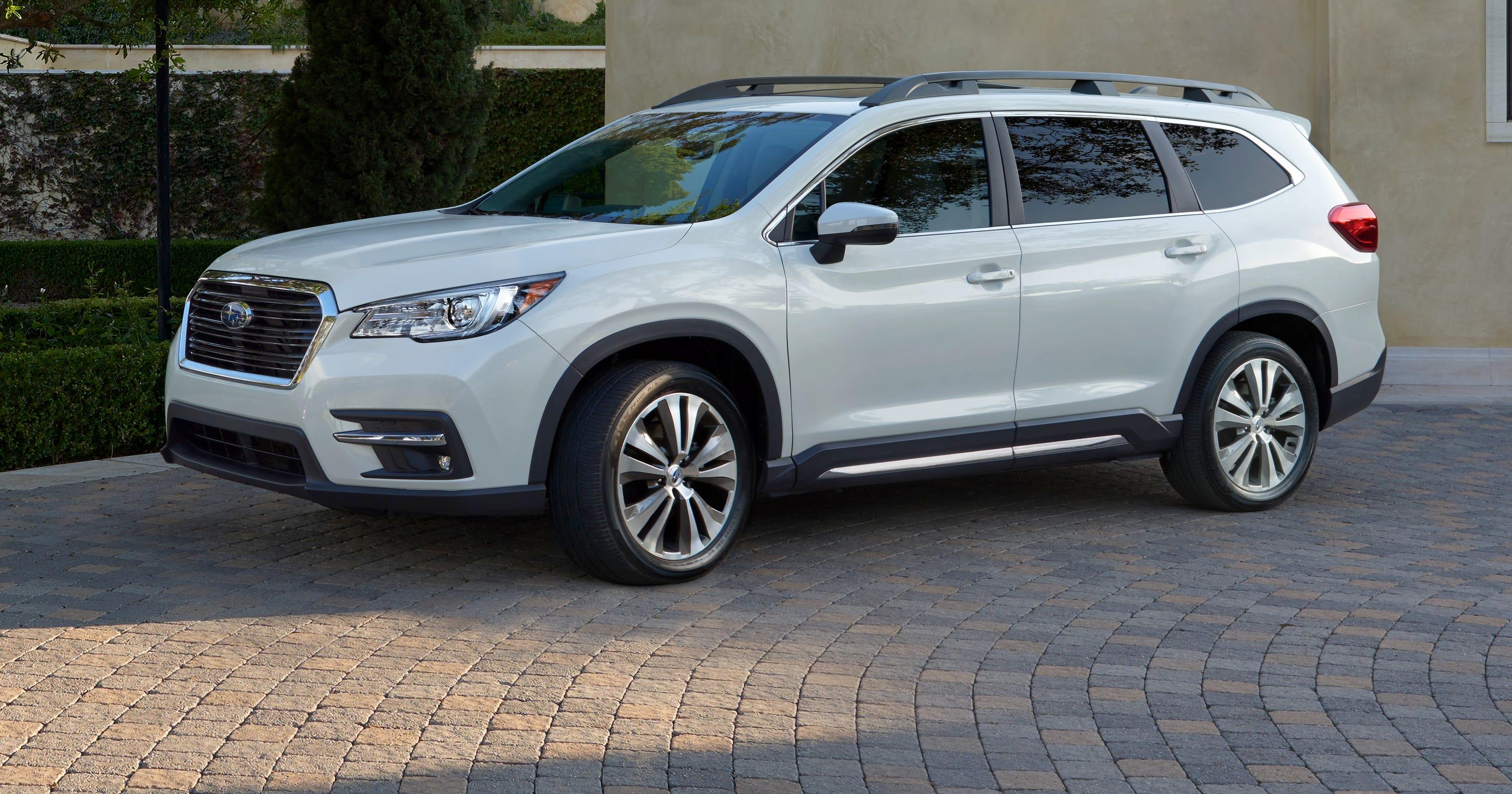 Subaru Bill Pay >> Subaru finally goes big with new Ascent SUV