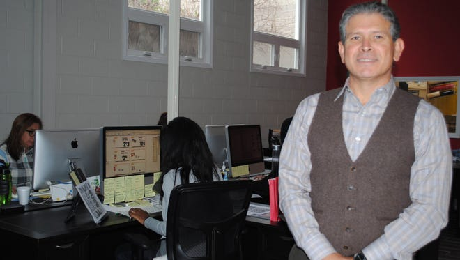 In the wake of participating in the Small Business Administration's Emerging Leaders executive training series, Juan Carlos Lopez of Linden-based NEMA Associates has seen his company grow by 5 percent and anticipates 25-percent growth this year.