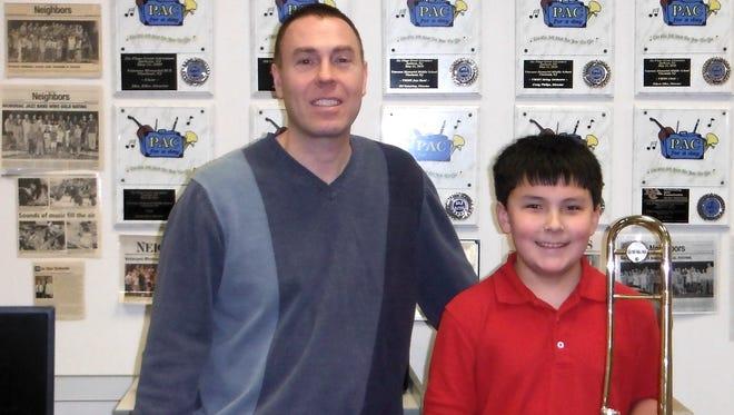 Ed Zatzariny (left) and Jonathan Choo