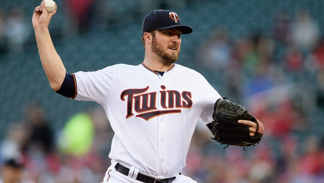 Twins right-hander Phil Hughes decided to keep his surgically removed rib.
