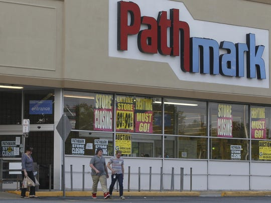 Fixtures and equipment from the Pathmark on Lancaster Pike were auctioned off last week.