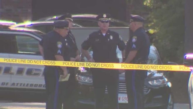 Police said an Attleboro woman died from stab wounds after an altercation inside of a home Friday afternoon. WCVB