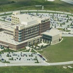 Thanks to an anonymous donor, the IU Health Arnett Foundation has created an endowment with the Communify Foundation of Greater Lafayette. This picture is an aerial view of IU Health Arnett Hospital Thursday, August 11, 2011, in Lafayette.