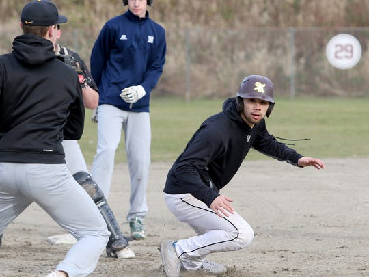 South Kitsap's Dusty Garcia has signed with Arizona State University. He could be selected in the Major League Baseball draft this summer.