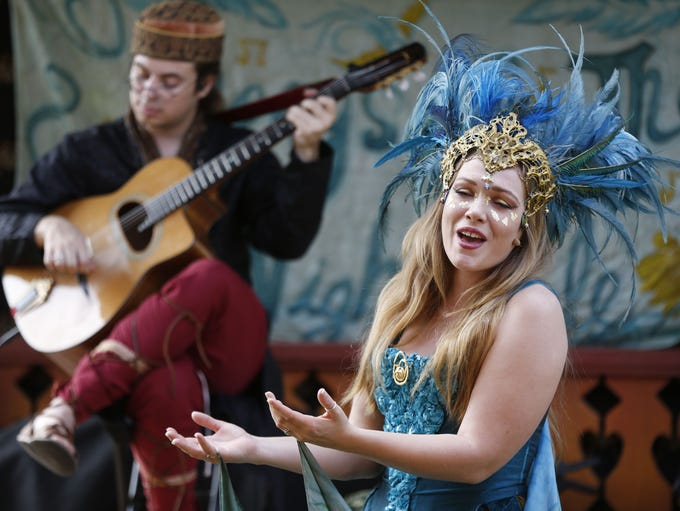 Through 4/1: Arizona Renaissance Festival: It comes