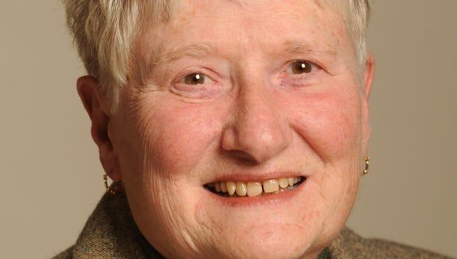 Judy Russell writes Oshkosh Northwestern Media's weeklya religion column.