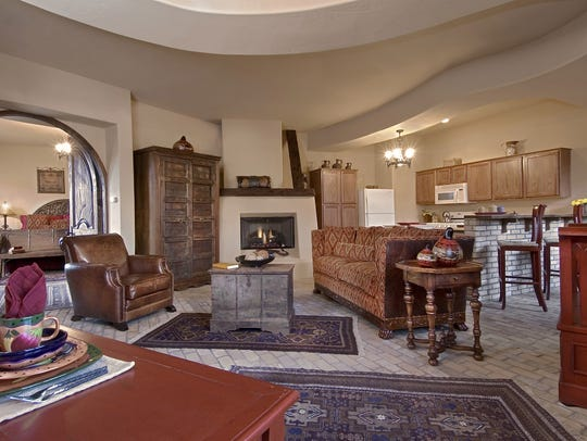 At Adobe Grand Villas in Sedona, each stand-alone villa