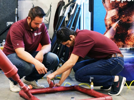 Aggie Innovators who work at the College of Engineering