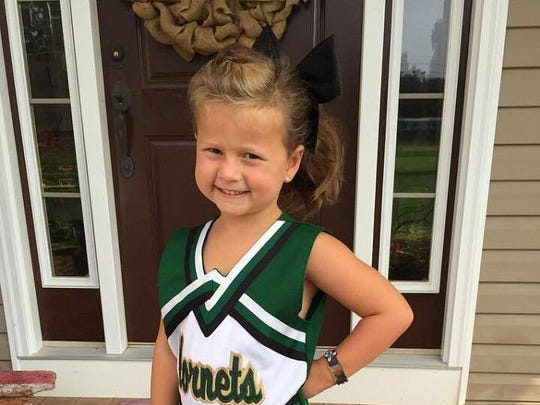 The Wilson Memorial FCCLA will have a lemonade stand at Friday's football game to help raise money for JDRF and support Aida Aleshire, 6, who has Type 1 diabetes.