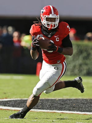 Todd Gurley had been considered a leading contender for the Heisman Trophy.