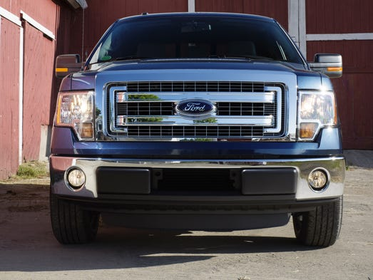 The Ford F-150 is the most American made of vehicles, Cars.com says