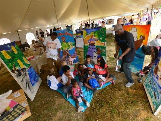 Brownsville Arts and Cultural Festival 1