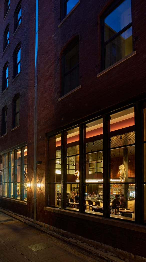 The 21c Museum Hotels chain has debuted in Oklahoma