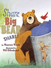 Share, Big Bear, Share