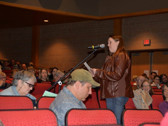 Wisconsin's annual conservation hearings will be held
