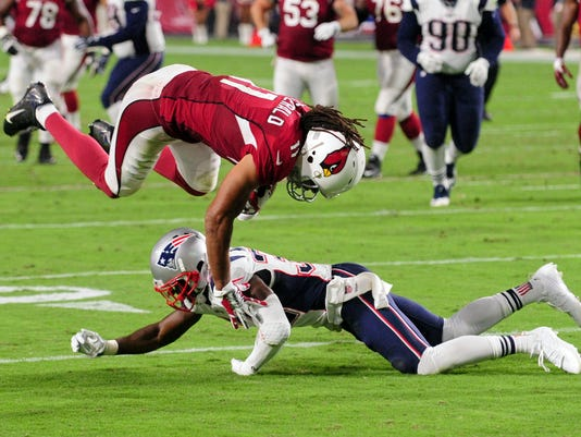 NFL: New England Patriots at Arizona Cardinals