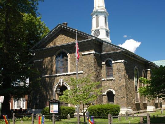 Kingston's Old Dutch Church