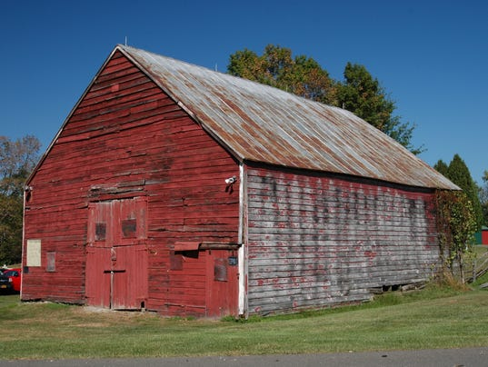1790 Dutch Barn A Unique Example Of Local History