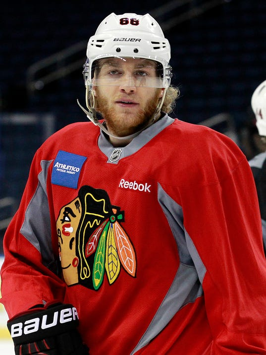 Report: Patrick Kane is the subject of rape investigation