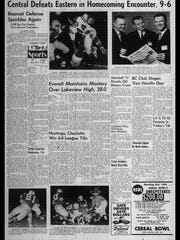 BC Sports History - Week of Oct. 8, 1965