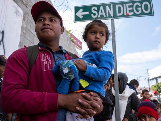 MEXICO-US-MIGRATION-CARAVAN