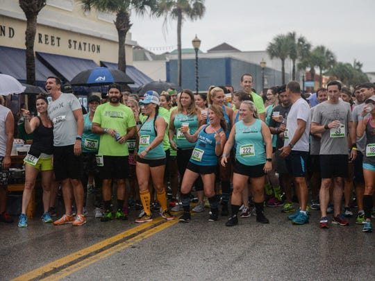The fourth annual Sailfish Beer Mile throughout downtown Fort Pierce starts at 7 p.m. Friday at Sailfish Brewing Company at 130 N. Second St.