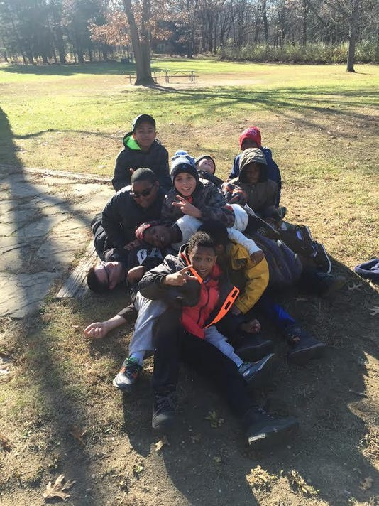 RDF 1 fifth grade camp