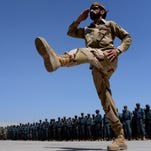 More than 40 Afghan troops go AWOL during past two years at U.S. training