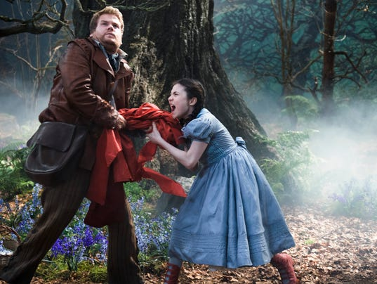 Into the Woods still