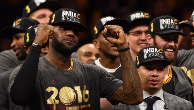 Will anyone in the East stop LeBron from reaching another NBA Finals?