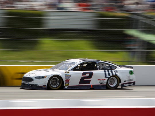 Rochester Hills' Brad Keselowski has 19 career NASCAR Sprint Cup victories in nine seasons, but none at his home track in the Irish Hills.